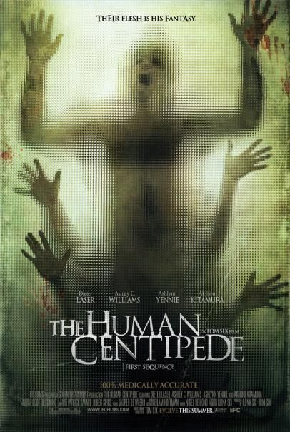 The Human Centipede streaming